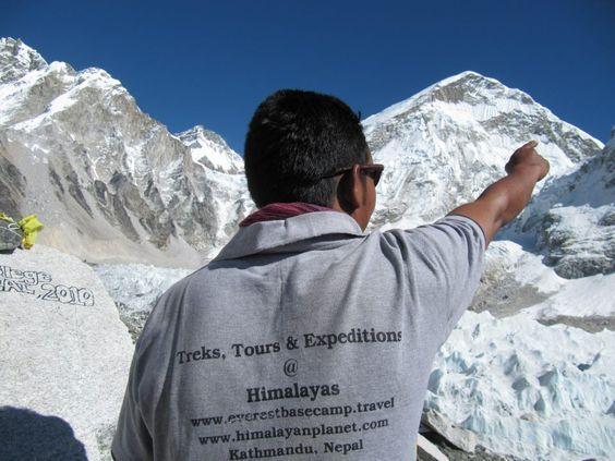Everest Base Camp (5,360m) - Nepal part. — in Kathmandu, Nepal.