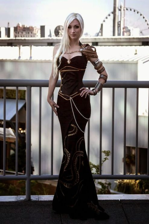 Kato Steampunk Dress Steampunk, Stea...