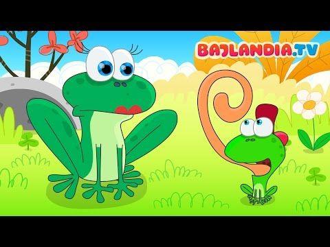 149 Byla Sobie Zabka Mala Piosenki Dla Dzieci Bajlandia Tv Youtube Easter Arts And Crafts Baby Photos Mario Characters