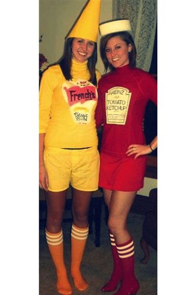 31 Genius BFF Halloween Costume Ideas Halloween costumes, Friend - halloween horror costume ideas