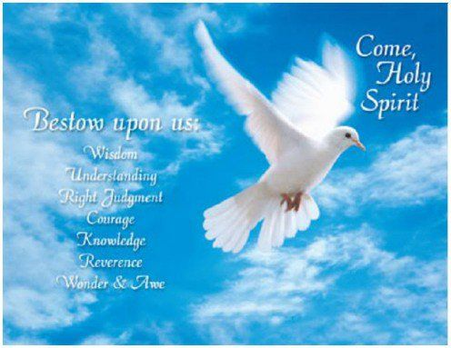 22 best gifts of the holy spirit images on pinterest holy spirit 7 special gifts of the holy spirit negle Image collections
