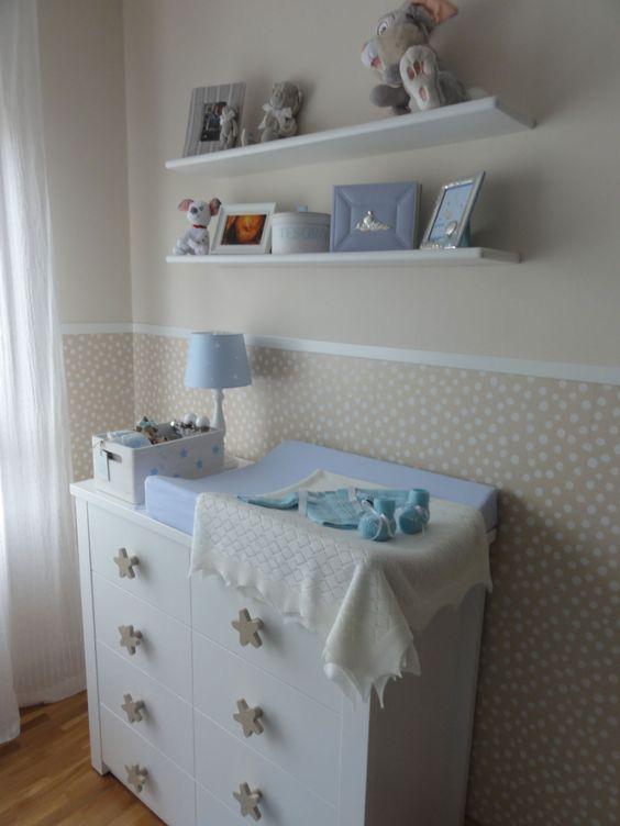 Pintar habitacion de bebe bebe - Decorar una habitacion de bebe ...