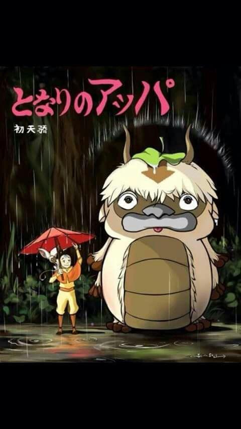 [Avatar X Totoro] ❤