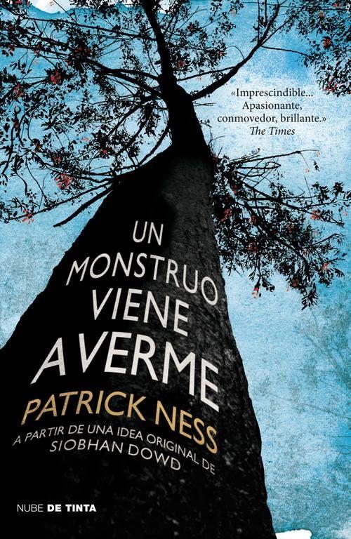Un monstruo viene a verme - Patrick Ness #Fantástica: