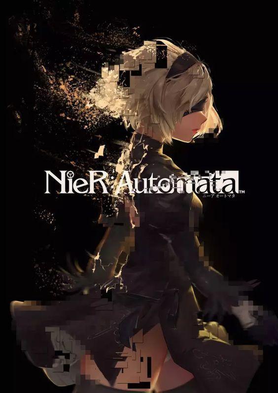 Amazing Nier Automata 2b Wallpaper Nierautomata Nier2b