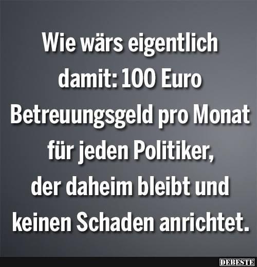 Wie wärs eigentlich damit..   DEBESTE.de, Lustige Bilder, Sprüche, Witze und Videos