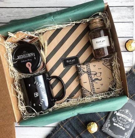 Surprise box ideas for boyfriend