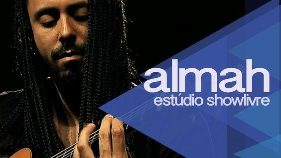 """""""Breath"""" - Almah no Estúdio Showlivre 2014"""