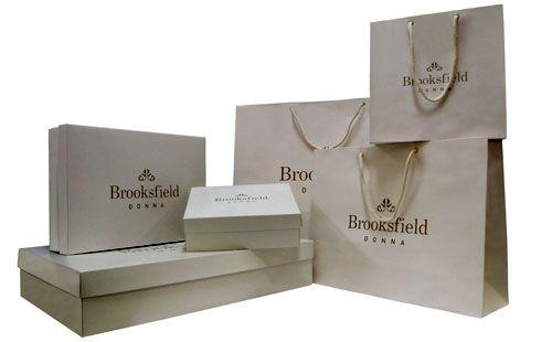 Antilhas produz novas embalagens para a grife Brooksfield Donna