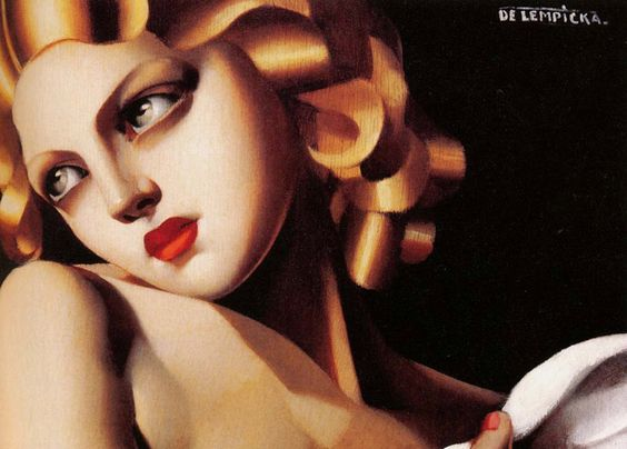 Image Result For Tamara De Lempicka Biography Paintings The Art