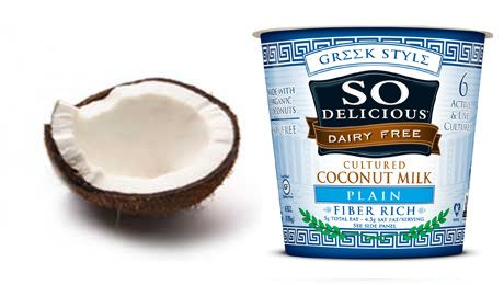 Greek Style Coconut Milk Yogurt, yummmm! Wish I could get it locally!