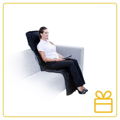 Chegou em casa cansado precisando de uma massagem?  Esse presente será muito útil: ESTEIRA MASSAGEADORA RELAX MEDIC. http://www.buscapresentes.com.br/esteira-massageadora-relax-medic.html?t=Wjonnqr