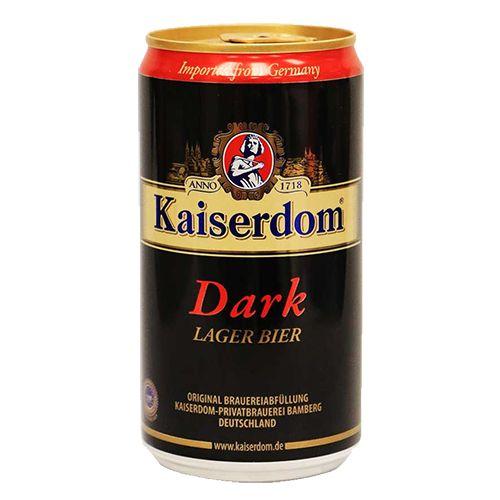 Bia Kaiserdom Dark Lager 4.7% - Lon 250ml - Bia Đức Nhập Khẩu TPHCM