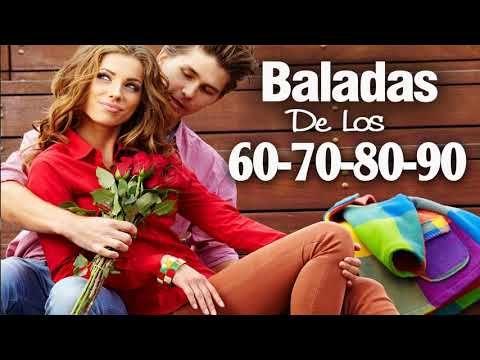 Baladas Romanticas De Los 60 70 80 90 Viejitas Pero Bonitas