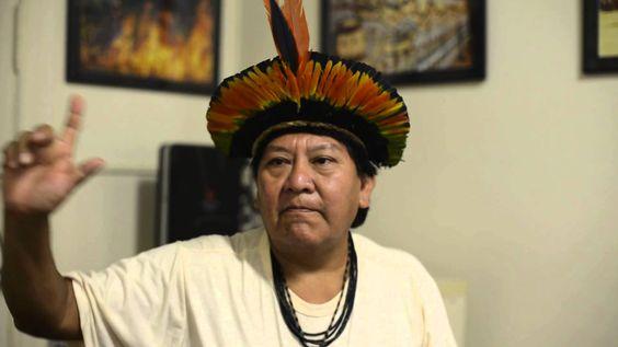 Davi Kopenawa apoia luta dos Guarani Kaiowá