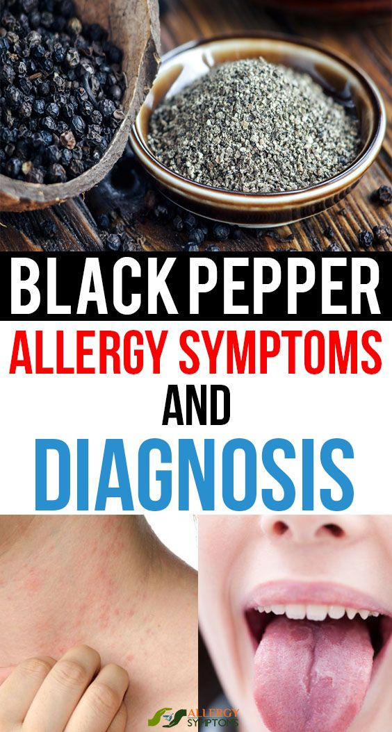 Black Pepper Allergy Symptoms And Diagnosis Stuffed Peppers