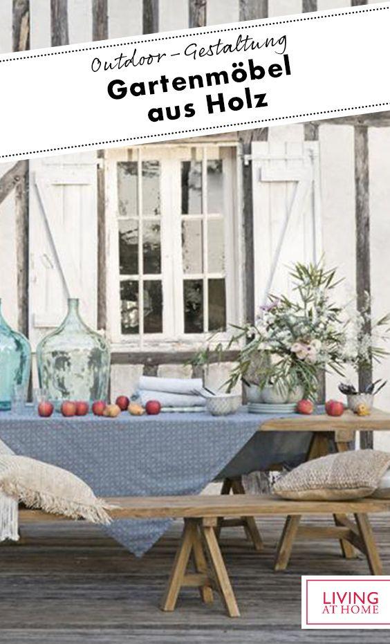 Gartentisch Tecka Von Maison Du Monde Bild 13 Rustikale Gartenmobel Gartenmobel Gartenmobel Holz