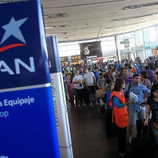 LAN prevé 15 mil pasajeros diarios en vacaciones de invierno - Terra Chile