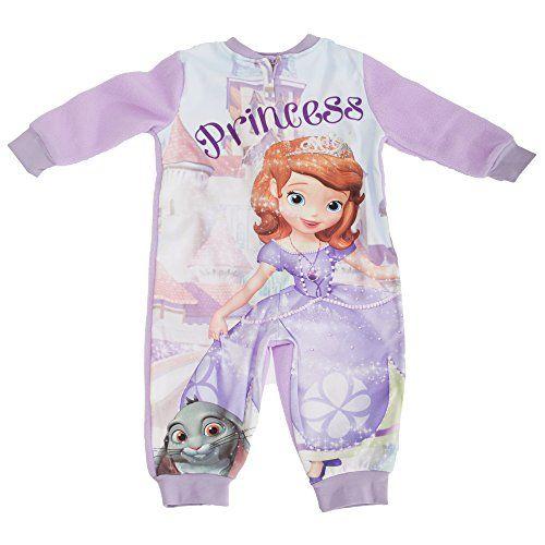 #Disney #Mädchen #Sofia #The #First #Fleece #Onesie #(18-24 #Monate #(86))…