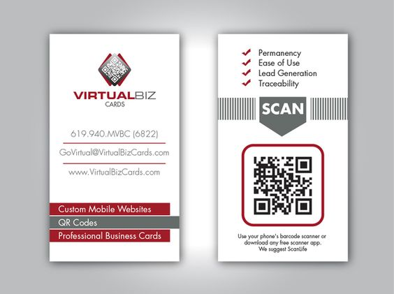 15 Best Business Card With Qr Code Feature Cool Business Cards Business Card Maker Custom Business Cards