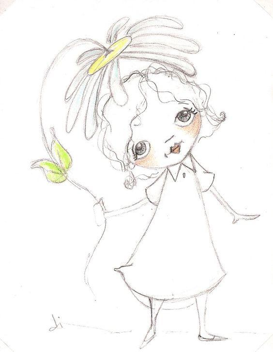 Duda Daze - silly little works of art: Daily Duda Doodle 3/30/12