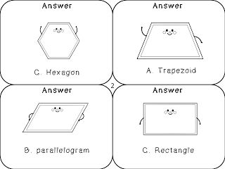 Geometry Foldables and Some Freebies