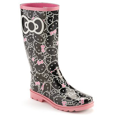 Hello Kitty® Tallalah Women's Rain Boots | Hello kitty ...