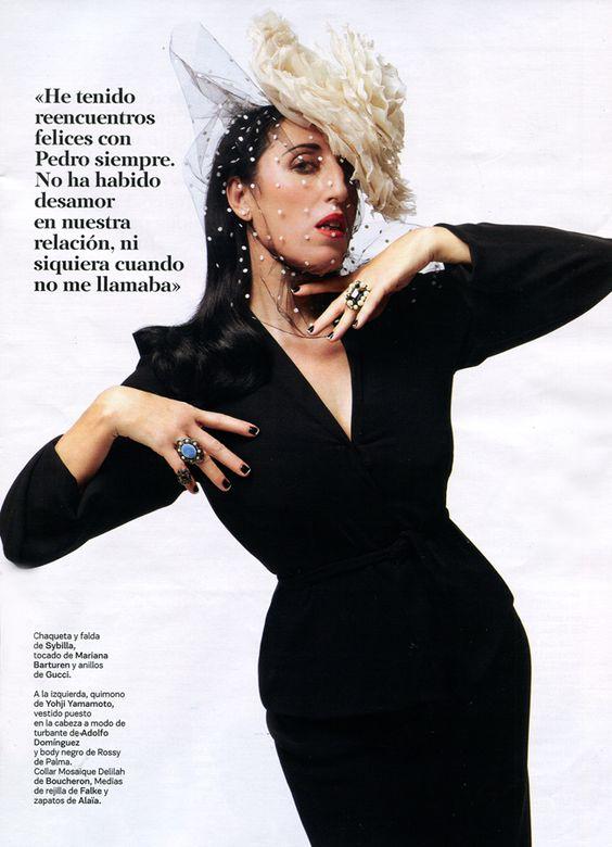 Нестандартная красавица Росси де Пальма