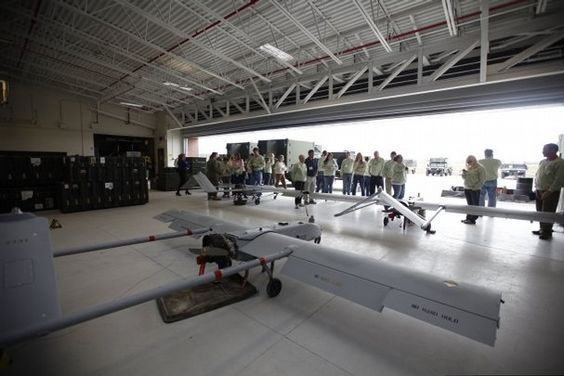 CCAD Takes On Drone Work Army Depot Begins Modifying UAS