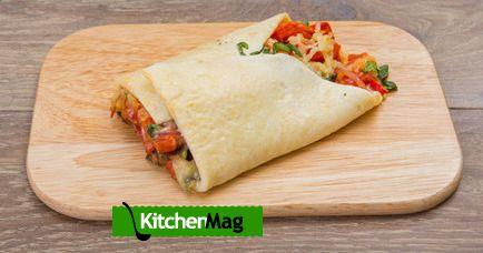Яичница по-кончаловски за 30 минут - KitchenMag.ru