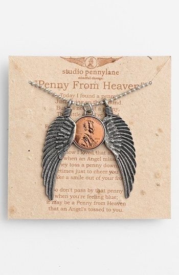 Studio Penny Lane 'Penny from Heaven' Necklace | Nordstrom