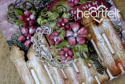 Creative Inspiration + a Vellum Rose Video - Heartfelt Creations