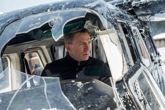 James Bond Returns in New Spectre Trailer