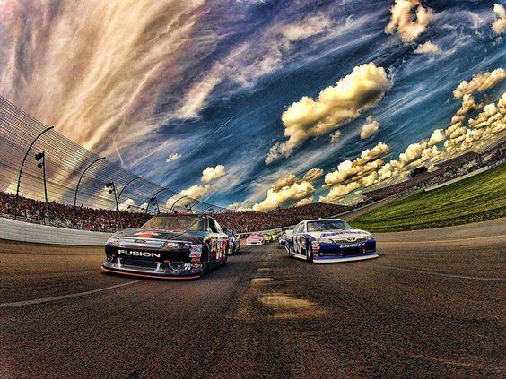 2012 Pure Michigan 400 photo credit LAT USA