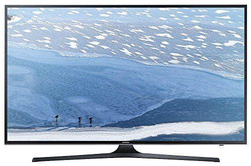 Samsung Ku6079 108 Cm 43 Zoll Fernseher Ultra Hd Triple Tuner Smart Tv Sieht In Design Funktionen Und Funktion Gut Aus Die Smart Tv Led Tv Samsung Tvs