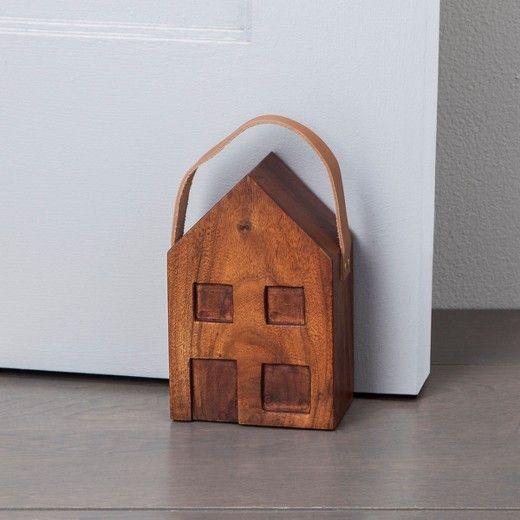 Target Hearth Hand Wood Door Stop 13 50 Wooden Door Stops