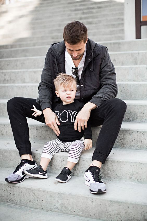 Like Father Like Son | Hello His:
