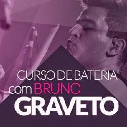 Vendas Multiplas: Curso de Bateria Online - Bruno Graveto