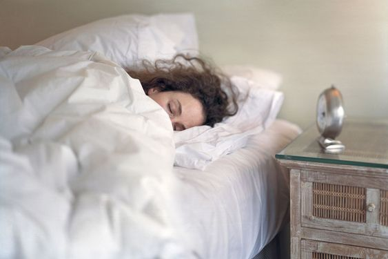 Trying to sleep in a noisy, warm, or uncomfortable environment may ruin your sleep