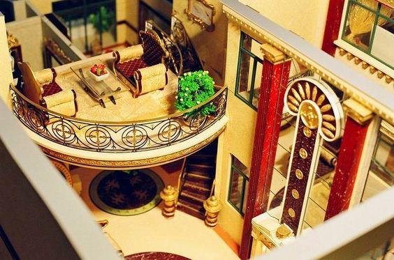 architectural interior model - Google Search