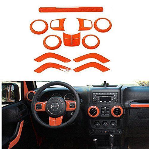 Opall Full Set Interior Decoration Trim Kit Steering Wheel Center