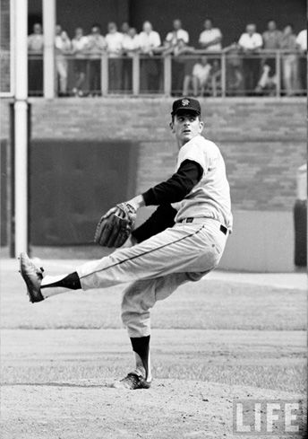 Gaylord Perry - 5-Time All-Star, 1972 AL Cy Young, 1978 NL Cy Young, 6th All-Time in Innings Pitched with 5,350.0, 8th All-Time in Strikeouts with 3,534, 9th All-Time in Games Started with 690, 7th All-Time in Batters Faced with 21,953, 6th All-Time in Putouts as P with 349, Inducted into the Hall of Fame in 1991