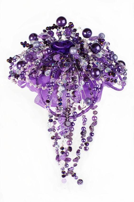My stunning Crystal Bouquet from www.exquisitebouquets.com.au