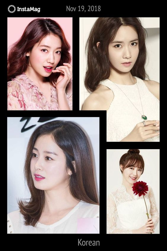 10 Korean Actresses Who Didn't Take Part In Plastic Surgery