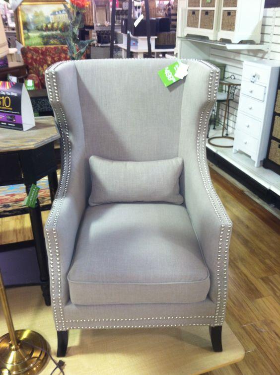 Wingback Chair Tj Maxx Home Goods Beautiful Home