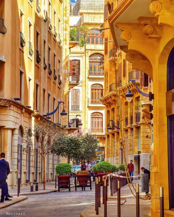 Beirut (Lebanon) by Mohamad Zinati (@mozinati)