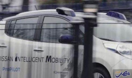 """سيارات ذاتية القيادة """"تغزو"""" شوارع لندن: سيارات ذاتية القيادة """"تغزو"""" شوارع لندن"""