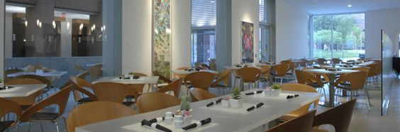 Café Hours | Nerman Museum of Contemporary Art