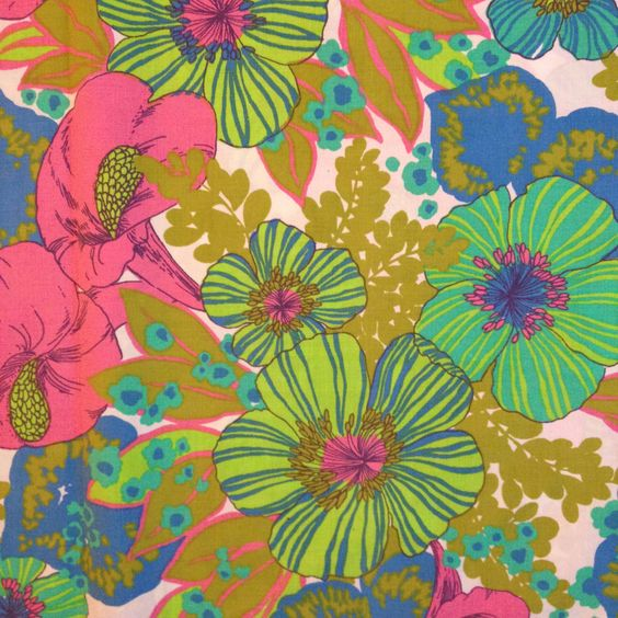 flower power king flat sheet wondercale by springmaid bright floral 60s tropical flat sheets king size sheets and king size