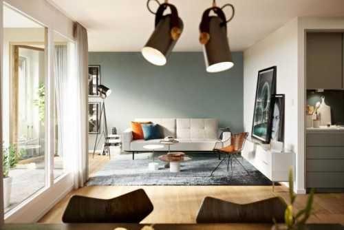 Inneneinrichtung Modernes Wohnzimmer Solid Home Immobilienmarkt Faz Net Wohnung Wohnung Kaufen